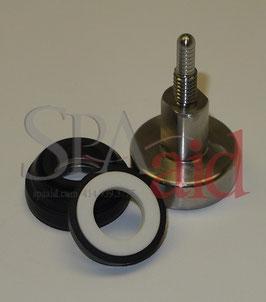 Metal Impeller Shaft Kit - Part # 111154