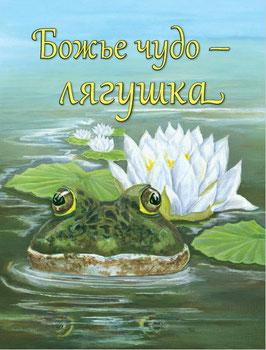 Божье чудо - лягушка