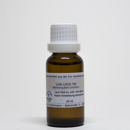 Uva-ursi TM – Bärentrauben-Urtinktur