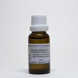 Galium aparine TM – Klettenlabkraut-Urtinktur