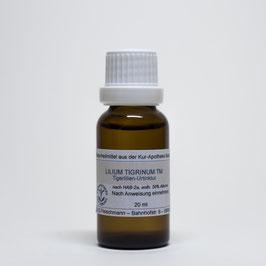 Lilium tigrinum TM – Tigerlilien-Urtinktur
