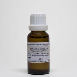 Stellaria media TM – Vogelmieren-Urtinktur