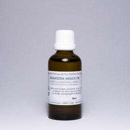 Adhatoda vasica TM  – Indisch-Lungenkraut-Urtinktur