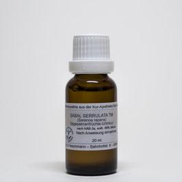 Sabal serulata TM – Sägepalmenfrüchte-Urtinktur