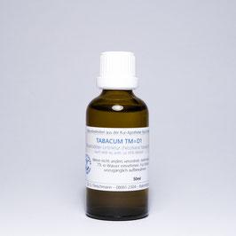 Tabacum TM=D1 – Tabakblätter-Urtinktur