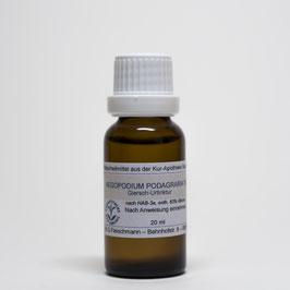 Aegopodium podagraria TM – Giersch-Urtinktur