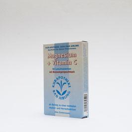 Magnesium-Vitamin-C-Lutschtabletten