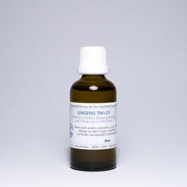 Ginseng TM=D1 – Ginseng-Urtinktur