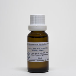 Trifolium pratense TM – Rotklee-Urtinktur