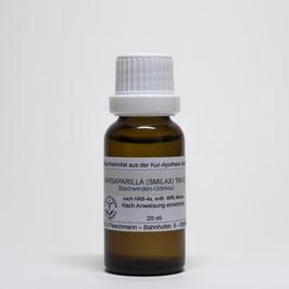 Sarsaparilla TM=D1 – Stechwinden-Urtinktur