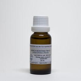 Arnica montana TM=D1 – Arnika-Urtinktur