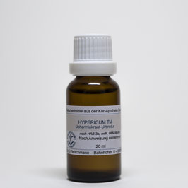 Hypericum perforatum TM – Johanniskraut-Urtinktur