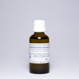 Petroselinum TM – Petersilien-Urtinktur aus der Ganzpflanze