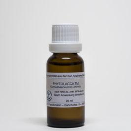 Phytolacca americana TM – Kermesbeerwurzel-Urtinktur
