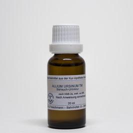 Allium ursinum TM – Bärlauch-Urtinktur