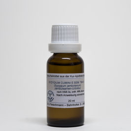 Syzygium cumini TM=D1 – Jambulsamen-Urtinktur