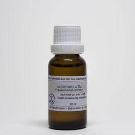 Alchemilla vulgaris TM – Frauenmantel-Urtinktur