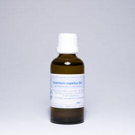 Aconitum napellus D4