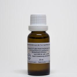 Tanacetum parthenium TM – Mutterkraut-Urtinktur