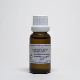 Camphora TM=D1 – Kampfer-Urtinktur