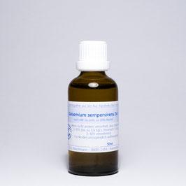 Gelsemium sempervirens D4