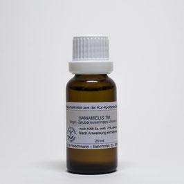 Hamamelis virginiana TM – Zaubernussrinden-Urtinktur
