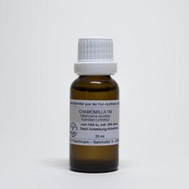 Chamomilla TM – Kamillen-Urtinktur