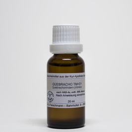 Quebracho TM=D1 – Quebrachorinden-Urtinktur