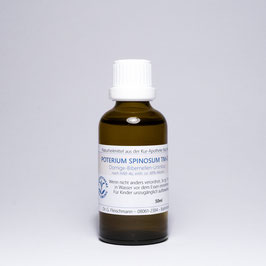 Poterium spinosum TM – Dornige-Bibernellen-Urtinktur