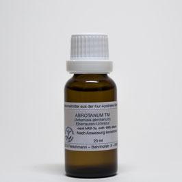 Abrotanum TM – Eberrauten-Urtinktur