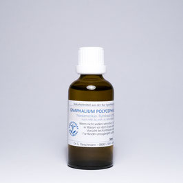 Gnaphalium polycephalum TM – Nordamerikanische-Ruhrkraut-Urtinktur