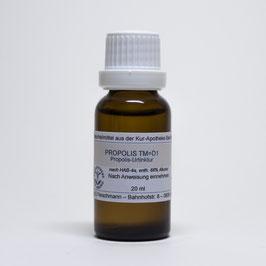 Propolis TM=D1 – Propolis-Urtinktur