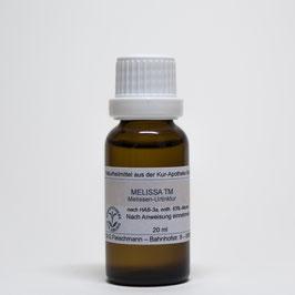 Melissa officinalis TM – Melissen-Urtinktur