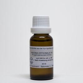 Paeonia officinalis TM – Pfingstrosenwurzel-Urtinktur