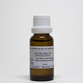 Scutellaria laterifolia TM – Helmkraut-Urtinktur