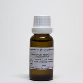 Fumaria officinalis TM – Erdrauch-Urtinktur