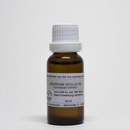 Viburnum opulus TM – Schneeballrinden-Urtinktur