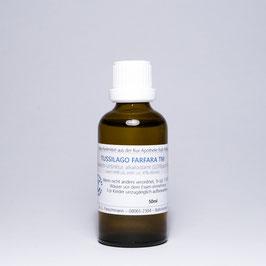 Tussilago farfara TM – Huflattichblätter-Urtinktur