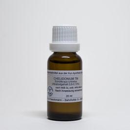Chelidonium TM e radice  – Schöllkrautwurzel-Urtinktur