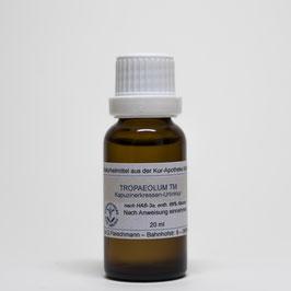 Tropaeolum majus TM – Kapuzinerkressen-Urtinktur