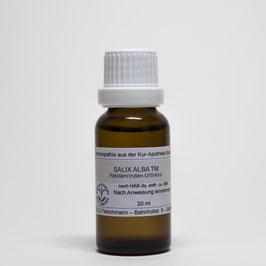 Salix alba TM – Weidenrinden-Urtinktur