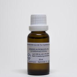 Grindelia robusta TM=D1 – Grindelienkraut-Urtinktur