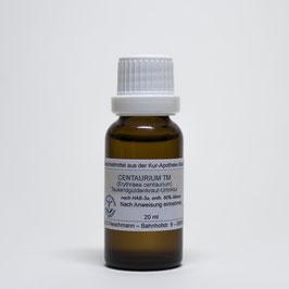 Centaurium erythraea TM – Tausendgüldenkraut-Urtinktur