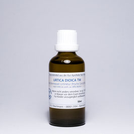 Urtica dioica TM – Große-Brennessel-Urtinktur