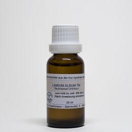 Lamium album TM – Taubnessel-Urtinktur