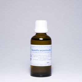 Rauwolfia serpentina D4