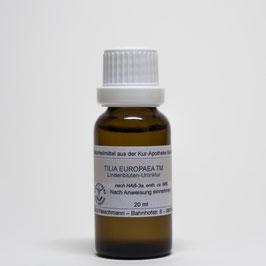 Tilia europaea TM – Lindenblüten-Urtinktur