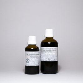 Pelargonienwurzel-Urtinktur