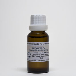 Petasites TM – Pestwurz-Urtinktur