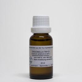 Trigonella foenum-graecum TM=D1 – Bockshornklee-Urtinktur